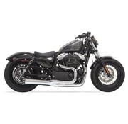 Bassani exhaust  2-1 Road Rage II B1 Power 14-15 XL Chrome/Black