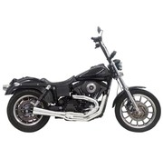 Bassani exhaust  Road Rage MG 91-05FXD Chrome/Black