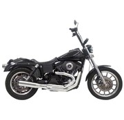 Bassani exhaust  Road Rage 91-05FXD Chrome/Black