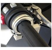 Brakeaway Tempomat - Gleitet über einen Griff mit einem Durchmesser von 1 3/16 Zoll bis 1 3/8 Zoll und wird an der Außenseite montiert.
