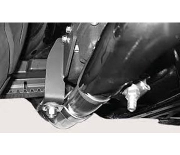 Vance & Hines exhaust mounting plate