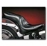 Le Pera Sorrento 2-up seat  Fits: > 84-99 Softail