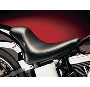 Le Pera Seat Silhouette Bullet lisse Solo 00-07 Softail