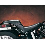 Le Pera Sitz Daytona Ganzkörperansicht Glatte 00-16 Softail mit 150mm Hinterreifen