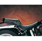 Le Pera seat Daytona 2UP Smooth  Fits: > 00-17 Softail