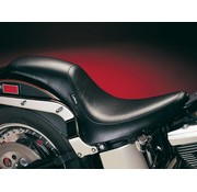 Le Pera seat Full-Length Silhouette Smooth  Fits: > 00-17 Softail