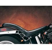 Le Pera Siège Cobra Full-Length 2-up lisse 00-16 Softail 150mm de pneu arrière