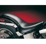 Le Pera Ganzkörperansicht Sitz 2-up King Cobra 00-16 Softail mit 150mm Hinterreifen