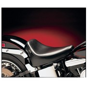 Le Pera seat solo Silhouette DeLuxe Smooth  Fits: > 84-99 Softail