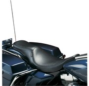 Le Pera Seat Silhouette 2-up Smooth Past op:> 97-01 FLHR Road King