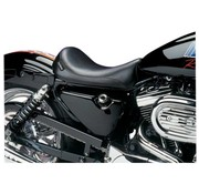 Le Pera zadel solo Silhouette LT Smooth 82-03 Sportster XL met 4,5 gallon tank