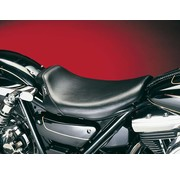 Le Pera seat solo  Bare Bone Smooth Biker Gel 84-94 FXR