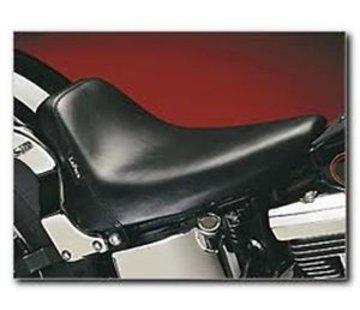 Le Pera Sitz Bare Bones Solo Glatte Biker Gel 84-99 Softail
