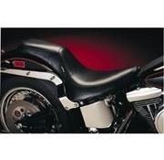 Le Pera Silhouette 2-up seat Gel  Fits: > 84-99 Softail
