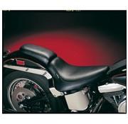 Le Pera seat solo Pillion Pad Silhouette  Fits: > 91-96 FLT/Touring