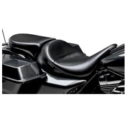 Le Pera seat solo Pillion Pad Smooth Aviator 08-16 FLH/FLT
