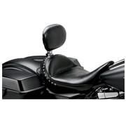 Le Pera Seat lisse Monterey Solo avec dossier 08-16 FLH / T