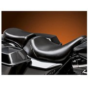 Le Pera seat solo Pillion Pad Bare Bone Smooth 08-16 FLH/FLT