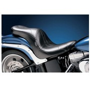 Le Pera Sorrento 2-up seat Fits: > 06-17 Softail