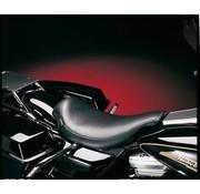 Le Pera seat solo Silhouette Biker Gel  Fits: > 02-07 FLHR Road King
