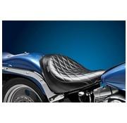 Le Pera Seat Sanora diamant Solo 06-16 Softail 200mm pneus arrière