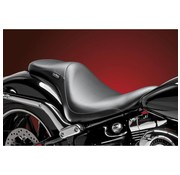 Le Pera Seat Silhouette DeLuxe Cadrage en 2-up lisse 13-16 FXSB Softail