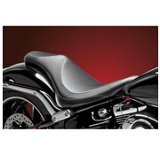 Le Pera seat   Villain Full Length 2-up Smooth 13-16 FXSB Softail
