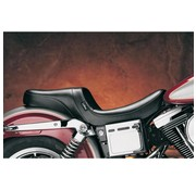 Le Pera seat   Daytona Full Length 2-up Smooth 06-16 FLD/FXD Dyna