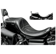 Le Pera seat   Maverick Daddy Long Legs 2-up Smooth 06-16 FLD/FXD Dyna