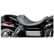 Le Pera seat solo  Villain Smooth 06-16 FLD/FXD Dyna