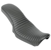 Le Pera seat   Cobra 2-up Pleated 06-16 FLD/FXD Dyna