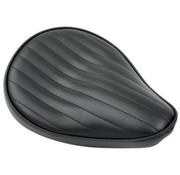 Le Pera seat solo Small Spring-Mounted Pleated