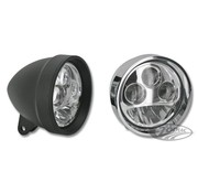 Zodiac koplamp LED billet aluminium koplampen