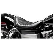 Le Pera Seat Lil Nugger Solo plissés modèles 06-16 FLD / FXD Dyna