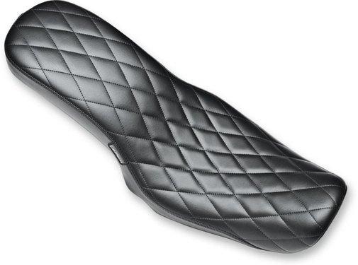 Le Pera seat   Cobra 2-up Diamond 06-16 FLD/FXD Dyna