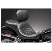 Le Pera Sitz Maverick 2-up glatte Rücken 06-16 FLD / FXD Dyna Modelle
