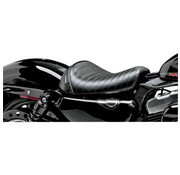 Le Pera Seat Bare Bones Solo Pleated 04-06 and 10-14 XL Sportster