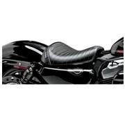 Le Pera seat solo Bare Bone Pleated 04-06 and 10-21 Sportster XL