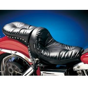 Le Pera Monterey 2-up seat. Regal Plush with skirt Fits: > 64-84 FL, FX