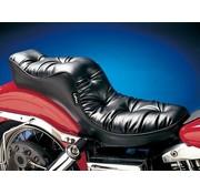 Le Pera Regal Plush 2-up seat. One-piece seat Fits: > 64-84 FL, FX