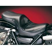 Le Pera Maverick 2-up seat Fits: > 82-94 FXR; 99-00 FXR