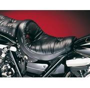 Le Pera Monterey Solositz. Regal Plüsch mit Rock Passend für:> 82-94 FXR; 99-00 FXR