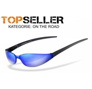 Helly Goggle zonnebril freeway - laserblauw Past op:> alle Bikers
