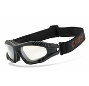 Helly Goggle Sunglasses hellrider - clear Fits: > all Bikers