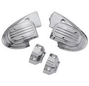 couvercle maître cilinder (avec miroir) - chrome 14-16 FL tournées