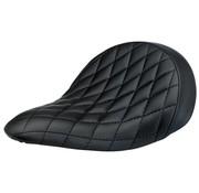 Biltwell Seat Slimline Diamond - Noir