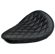 Biltwell Seat Thinline Diamond - Noir
