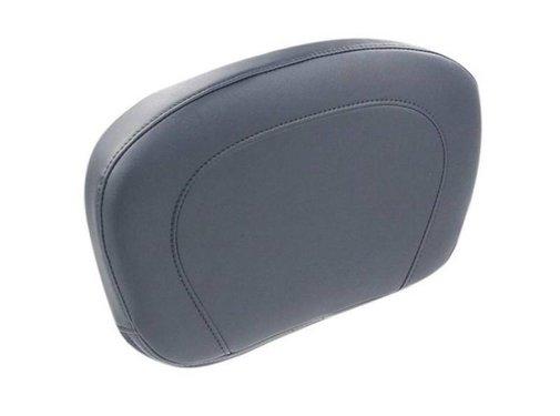 Mustang seat   Passenger Backrest Pad Smooth - FLHT/FLTR/FLHR/FLHX