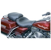 Mustang seat solo  with Black Studs 97-07FLHR