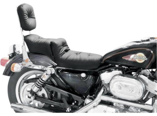 Mustang seat   REGAL DUKE Sportster XL 82-95